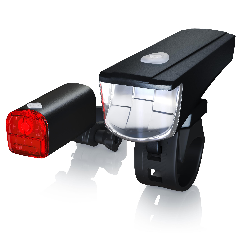 aplic led lampen set fahrradbeleuchtung fahrradlicht. Black Bedroom Furniture Sets. Home Design Ideas