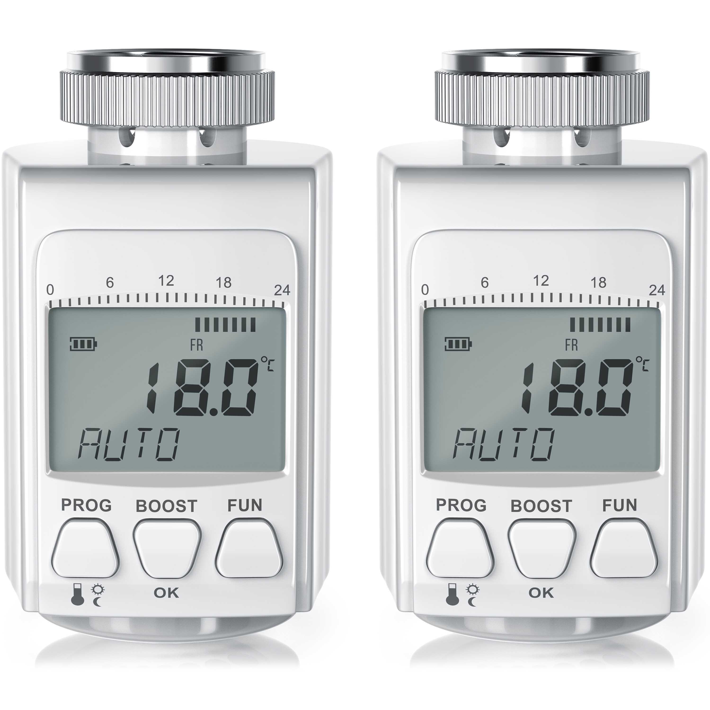 Eqiva Heizkörperthermostat Model N Energiesparregler Thermostatkopf Regler