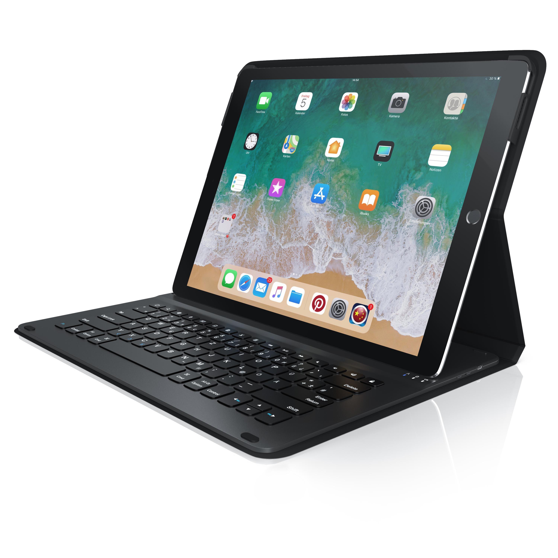 Aplic Tablet Bluetooth Tastatur Kunststoffcase Apple iPad Pro 12,9